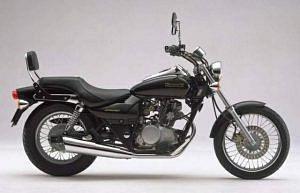 Kawasaki Eliminator 125 (2001-04)