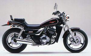 Kawasaki EL250 (1987-90)