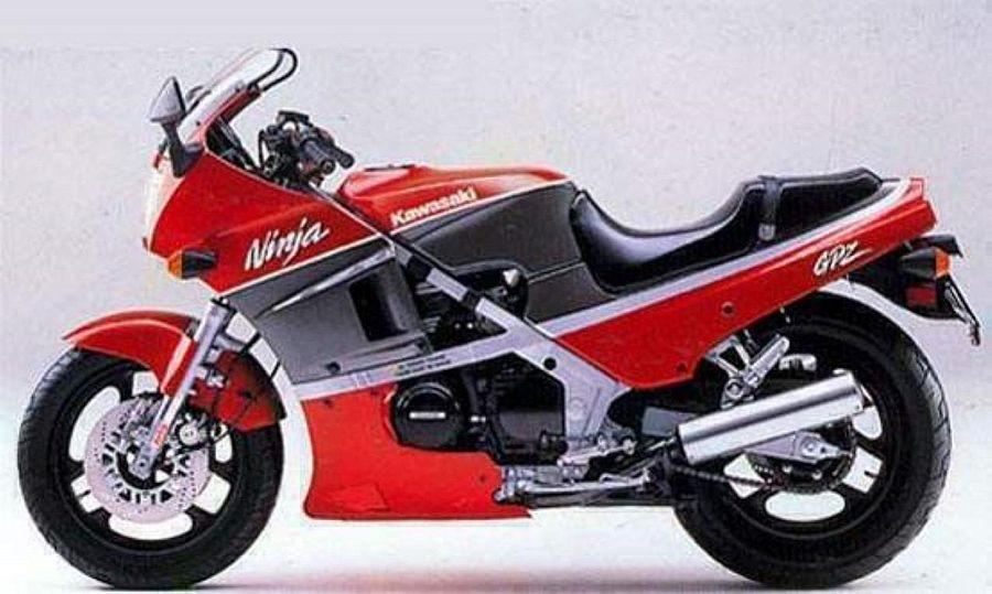 Kawasaki Gpz 400r 1987 Motorcyclespecificationscom