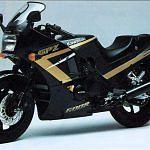 Kawasaki GPX600R (1989-90)