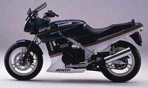 Kawasaki GPZ400S (1988-89)