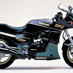Kawasaki GPz900R Ninja (1989-90)