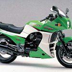 Kawasaki GPz900R Ninja (2000-03)