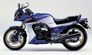 Kawasaki GPz900R Ninja (1991-96)
