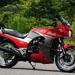 Kawasaki GPz900R Ninja (1997-00)