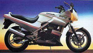 Kawasaki GPz 500S (1987-88)