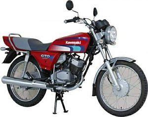 Kawasaki GTO125 (1990)