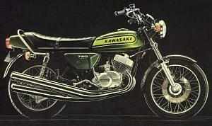 Kawasaki H2 (1974)