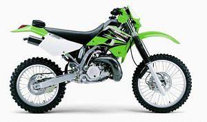 Kawasaki KDX220SR (2003-05)