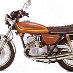 Kawasaki KH500 (1976-77)