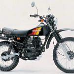 Kawasaki KL 250 (1982)