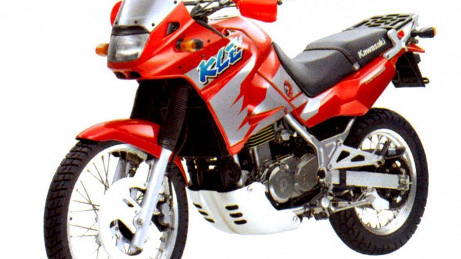 kawasaki KLE500 (1999-00)