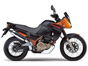Kawasaki KLE 500 (2005-07)