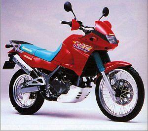 kawasaki KLE500 (1991-92)