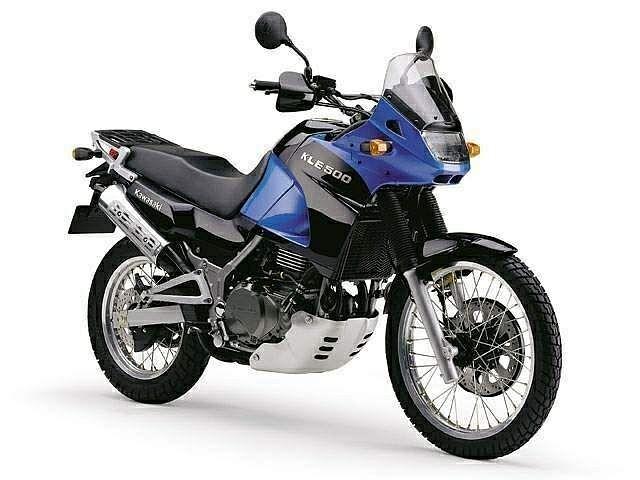 kawasaki KLE500 (2003-04)