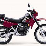Kawasaki KLR250 (2004-05)