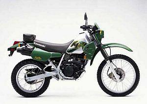 Kawasaki KLR 250 (1997-00)