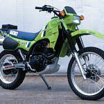 Kawasaki KLR 600 (1984-85)