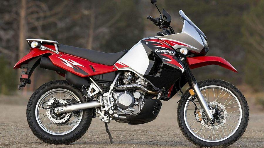 Kawasaki KLR 650 (2008-09)