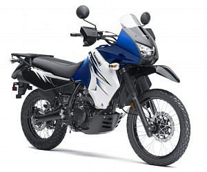 Kawasaki KLR 650 (2012-13)