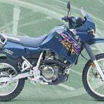 Kawasaki KLR650 (1991-92)
