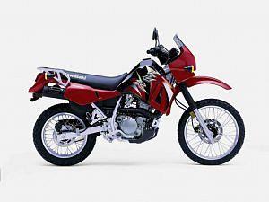 Kawasaki KLR650 (2000-01)