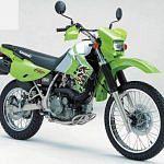 Kawasaki KLR650 (2002-03)
