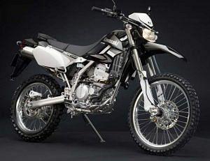 Kawasaki KLX 250S (2009)