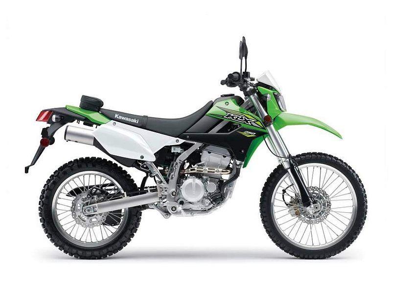 Kawasaki KLX 250S (2018)