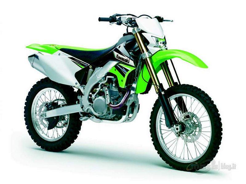 Kawasaki KLX 450R (2012)