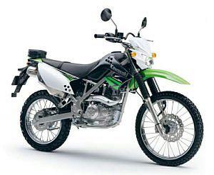Kawasaki KLX 125 (2010-13)