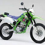 Kawasaki KLX 250S Final Edition (2016)