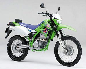 Kawasaki KLX 250S Final Edition (2016)