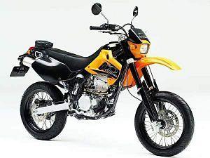 Kawasaki KLX250D (2009)