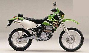 Kawasaki KLX250R (1995-96)