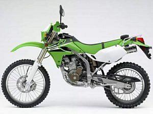 Kawasaki KLX 250S (2006-08)