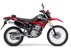 Kawasaki KLX 250S (2013-15)