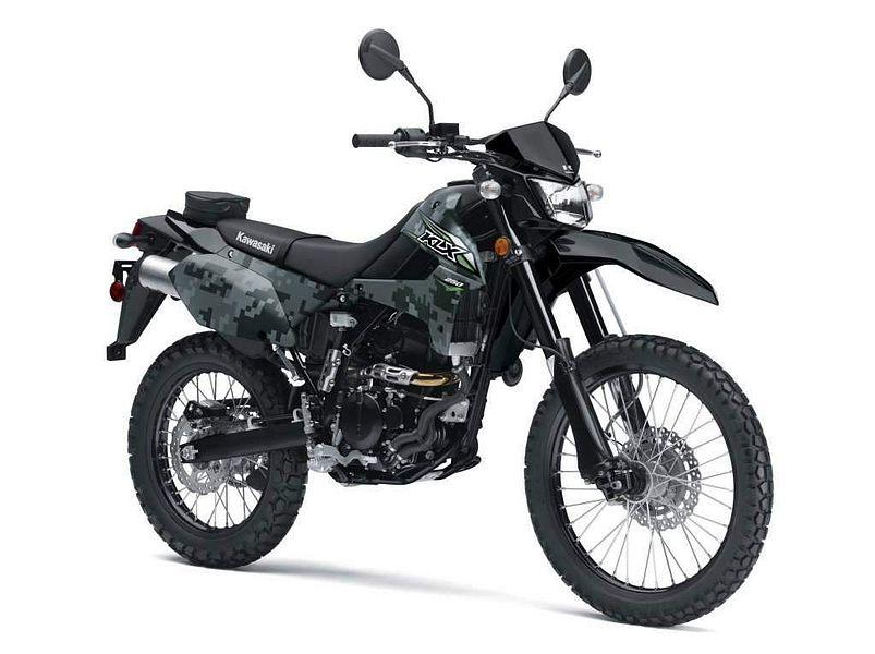 Kawasaki KLX 250S Camo (2018)