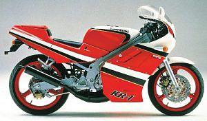 Kawasaki KR-1 (1988)
