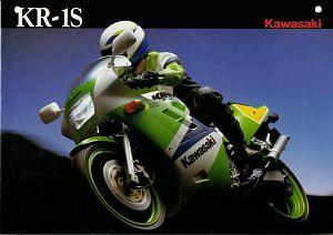 Kawasaki KR-1S (1991)