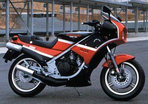 Kawasaki KR 250 (1985)