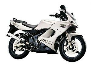 Kawasaki KRR ZX150 (2008-10)