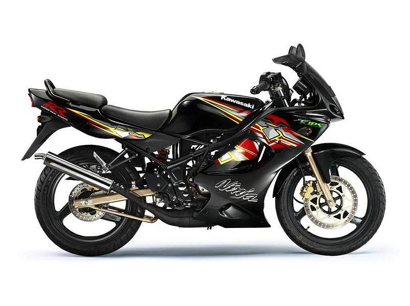 Kawasaki KRR ZX150 (2008)