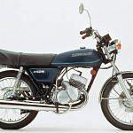 Kawasaki KH 125 (1977)