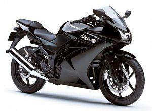 Kawasaki Ninja 250R (2008-09)