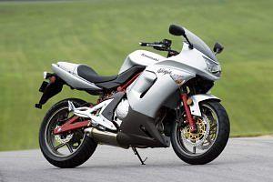 Kawasaki Ninja 650R (2006-07)