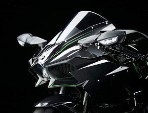 Kawasaki Ninja H2 ZX 1000 (2016)
