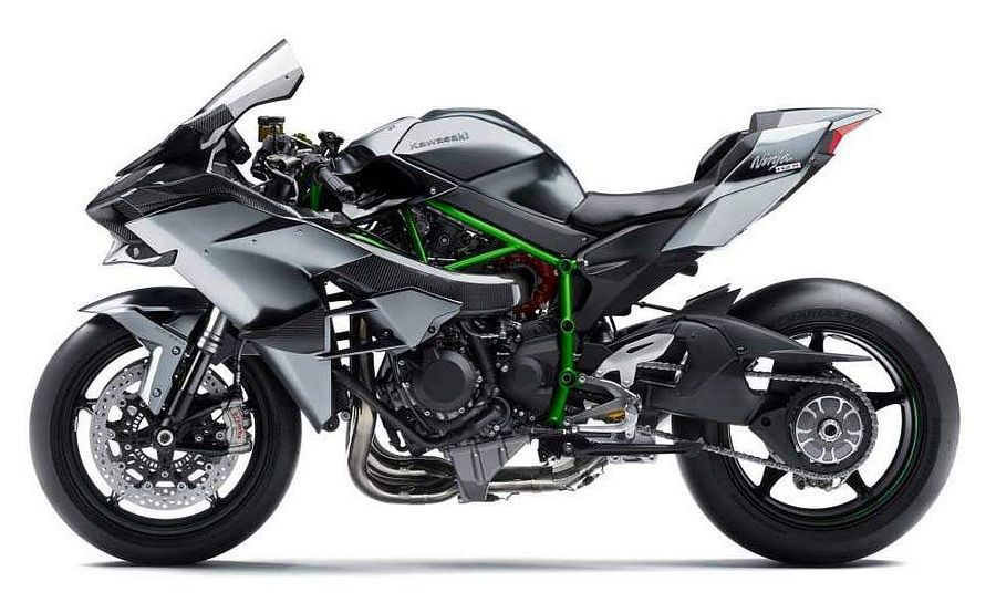 Kawasaki Ninja H2r 2017 18 Motorcyclespecificationscom