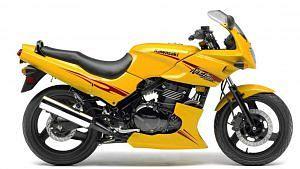 Kawasaki Ninja 500R (2005-06)