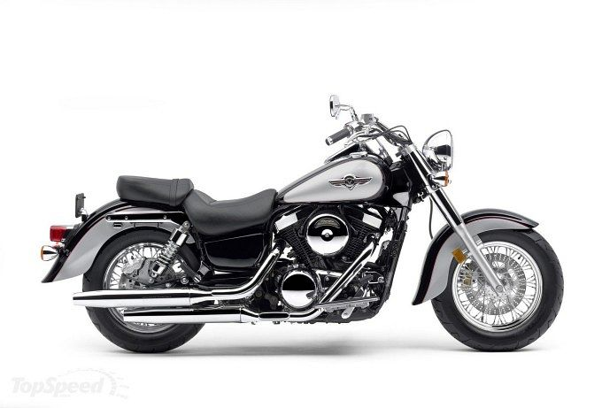 Kawasaki VN 1500 Mean Streak (2006)
